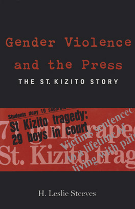 Cover of 'Gender Violence and the Press'