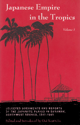 Cover of 'Japanese Empire in the Tropics'