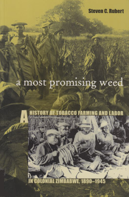 Cover of 'A Most Promising Weed'
