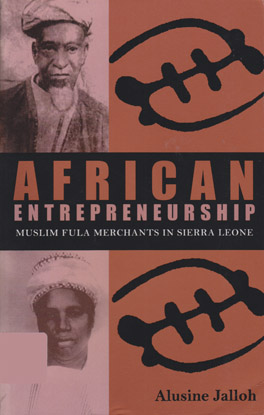 Cover of 'African Entrepreneurship'