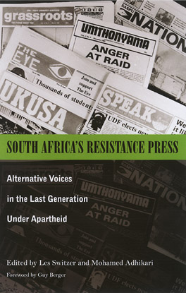 Cover of 'South Africa's Resistance Press'
