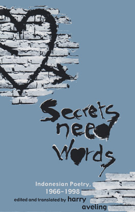 Cover of 'Secrets Need Words'