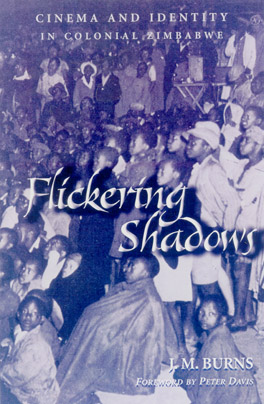 Cover of 'Flickering Shadows'