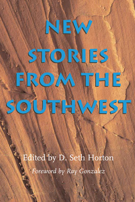 Cover of 'New Stories from the Southwest'
