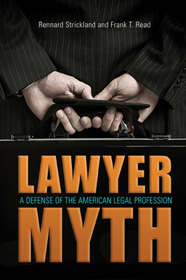 Cover of 'The Lawyer Myth'