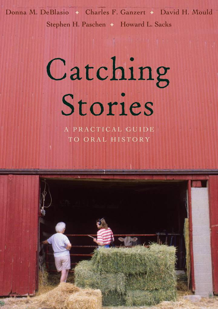 Cover of Catching Stories