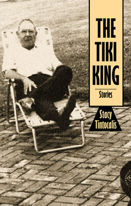 Cover of 'The Tiki King'