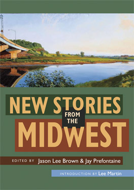 Cover of New Stories from the Midwest