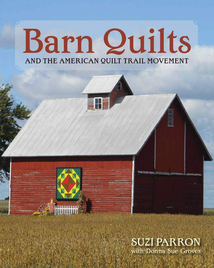 Cover of 'Barn Quilts and the American Quilt Trail Movement'