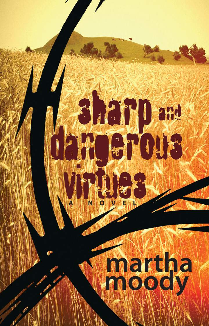 Cover of 'Sharp and Dangerous Virtues'