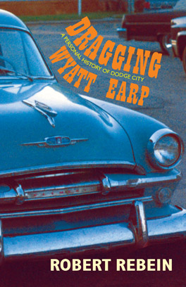 Cover of 'Dragging Wyatt Earp'