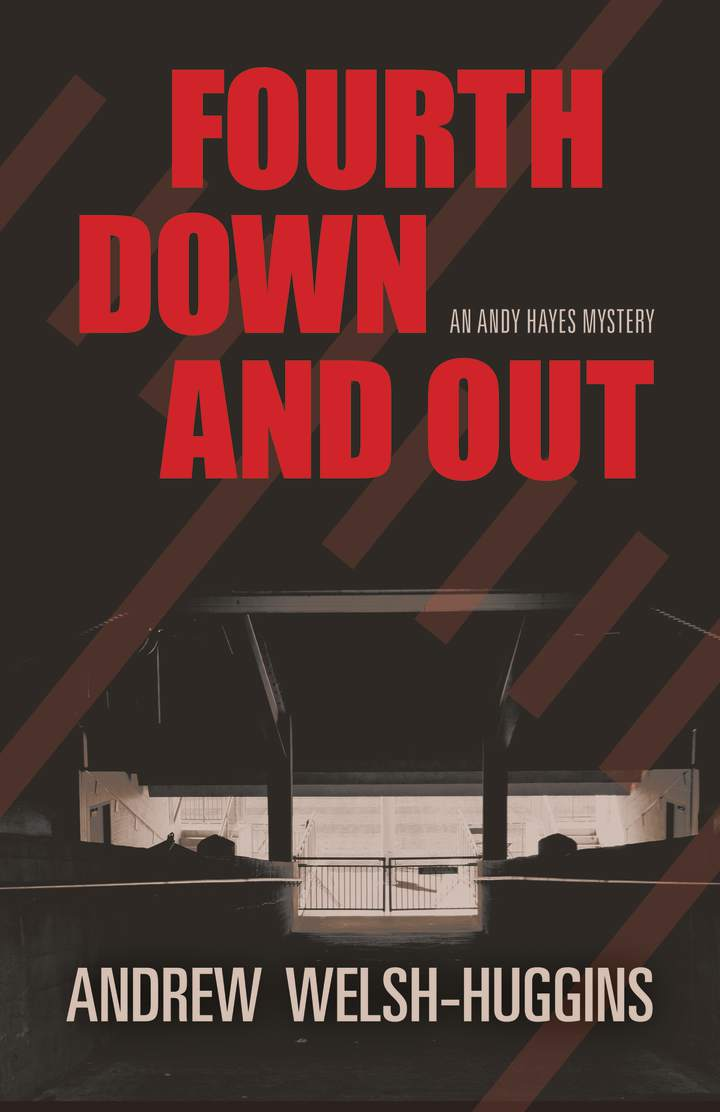 Cover of 'Fourth Down and Out'