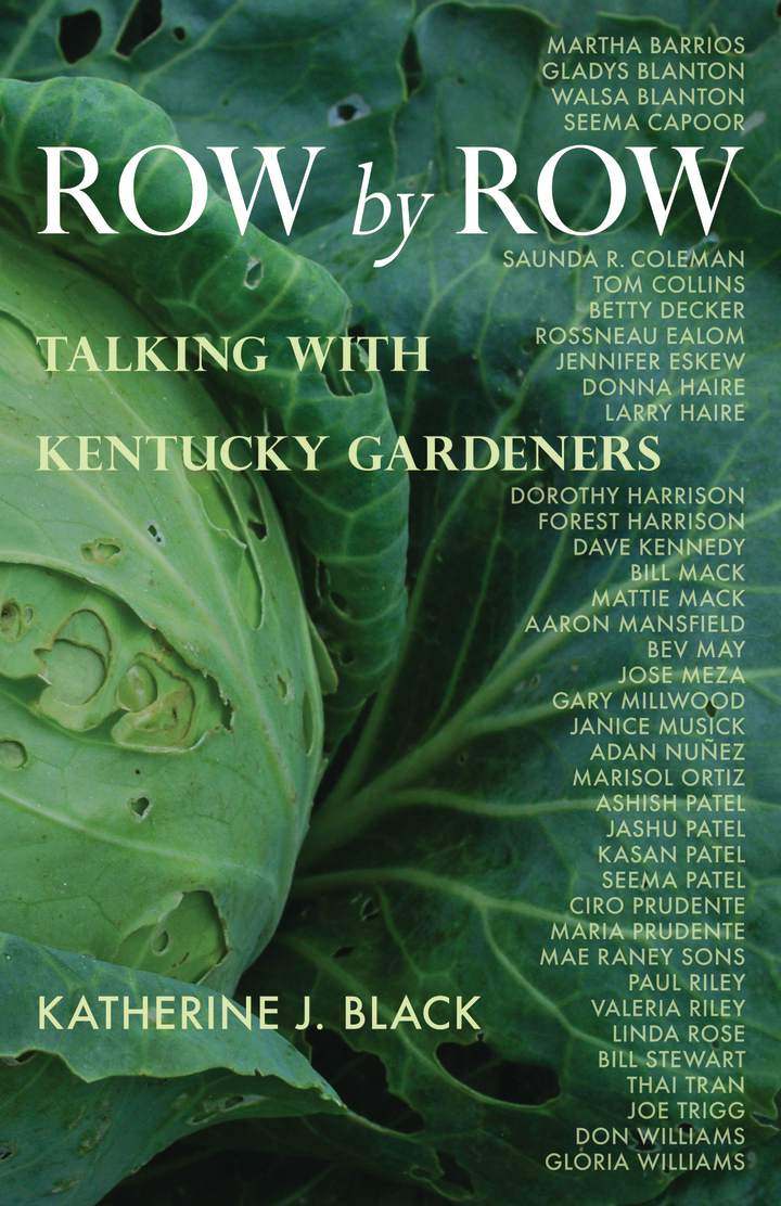 Cover of Row by Row