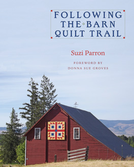 Cover of Following the Barn Quilt Trail