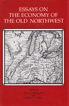 Cover of 'Essays on the Economy of the Old Northwest'