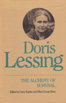 Cover of Doris Lessing