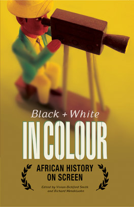 Cover of Black and White in Colour