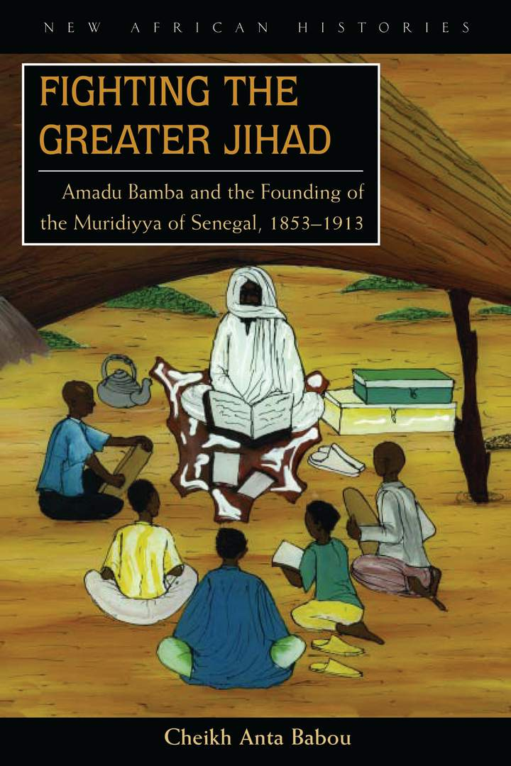 Cover of 'Fighting the Greater Jihad'