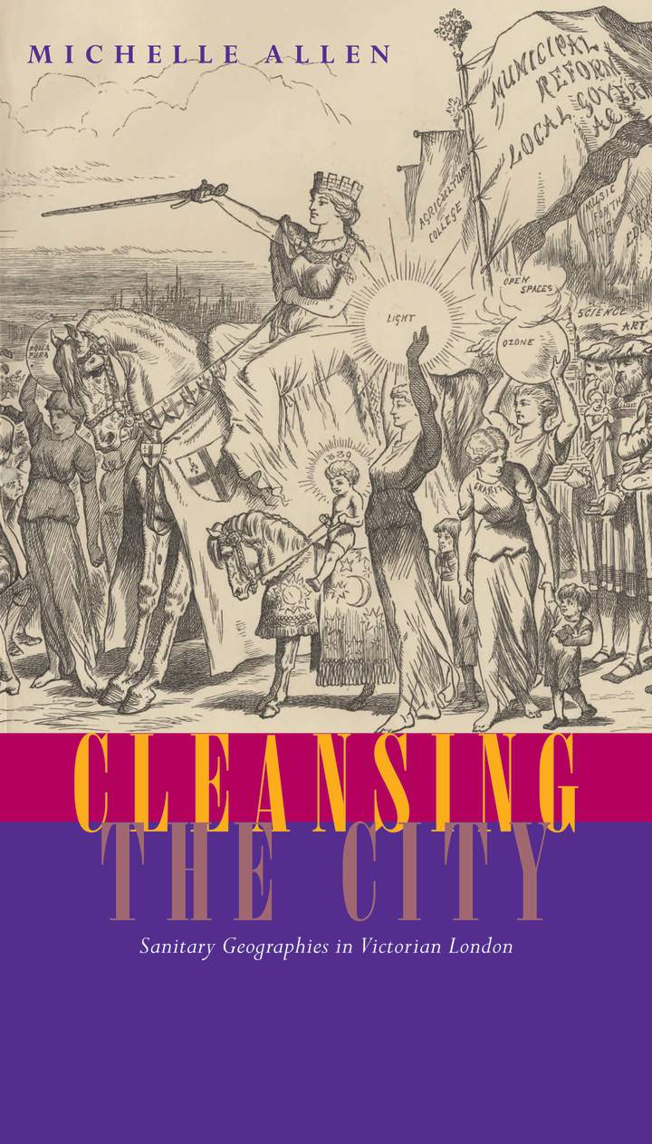 Cover of 'Cleansing the City'