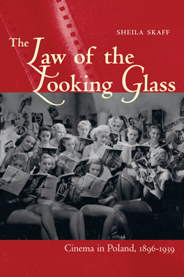 Cover of 'The Law of the Looking Glass'