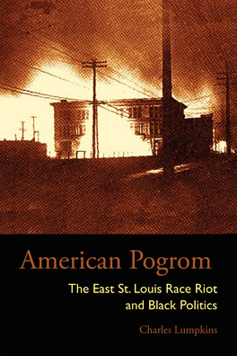 Cover of 'American Pogrom'