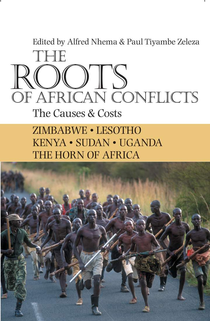 Cover of The Roots of African Conflicts