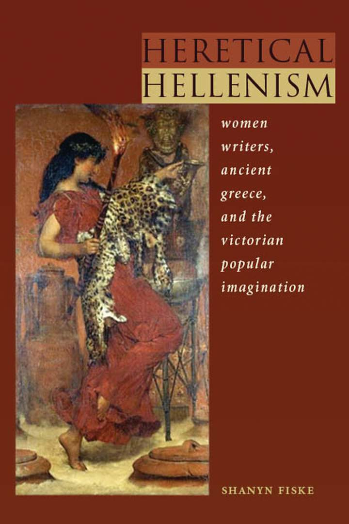 Cover of 'Heretical Hellenism'
