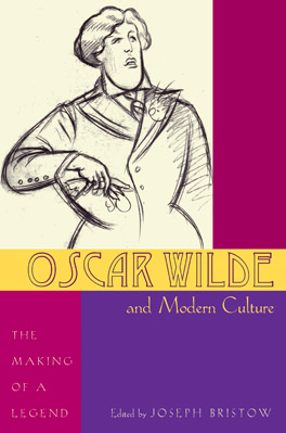 Cover of 'Oscar Wilde and Modern Culture'