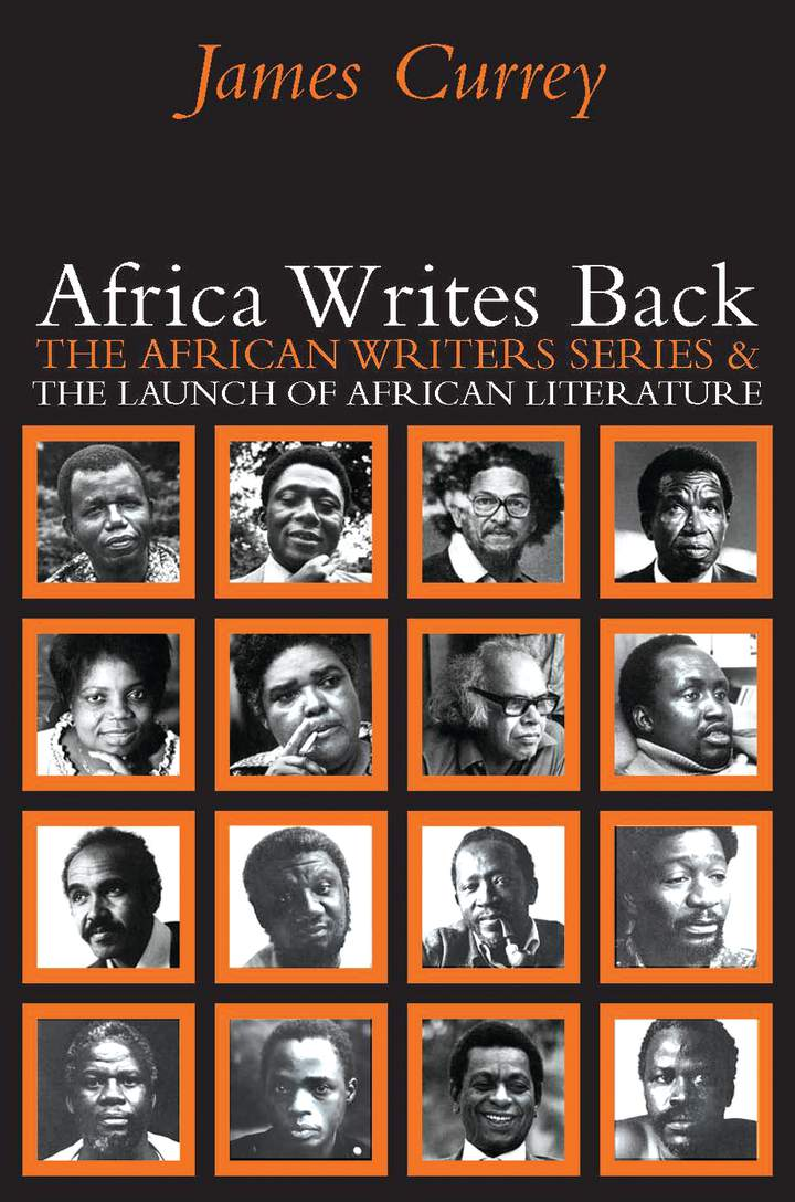 Cover of 'Africa Writes Back'