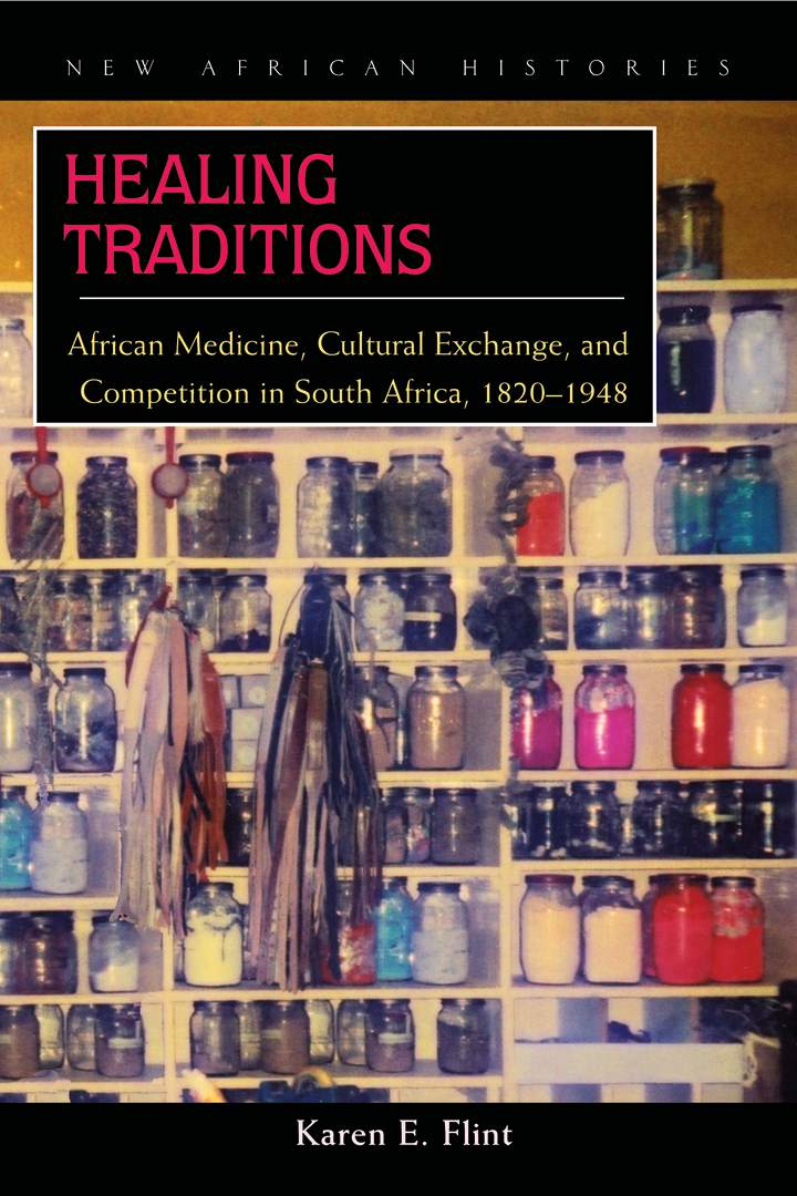 Cover of 'Healing Traditions'