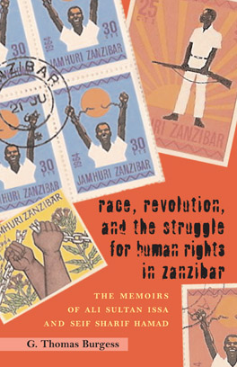Cover of 'Race, Revolution, and the Struggle for Human Rights in Zanzibar'