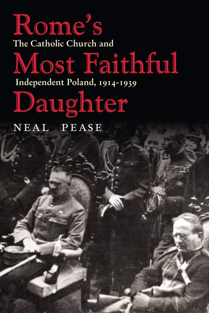 Cover of 'Rome's Most Faithful Daughter'