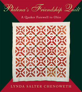 Cover of 'Philena's Friendship Quilt'