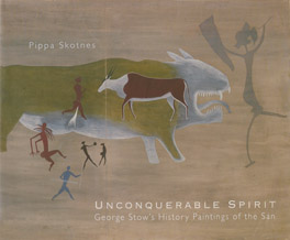 Cover of 'Unconquerable Spirit'