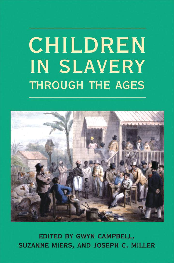 Cover of 'Children in Slavery through the Ages'