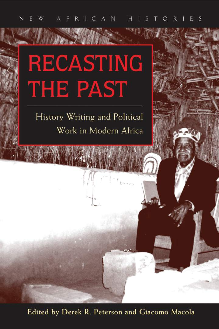 Cover of Recasting the Past