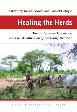 Cover of 'Healing the Herds'