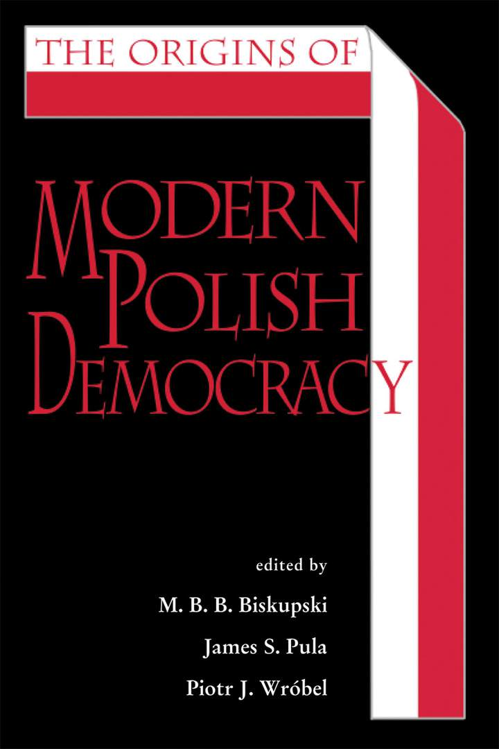 Cover of The Origins of Modern Polish Democracy