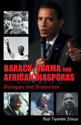Cover of 'Barack Obama and African Diasporas'