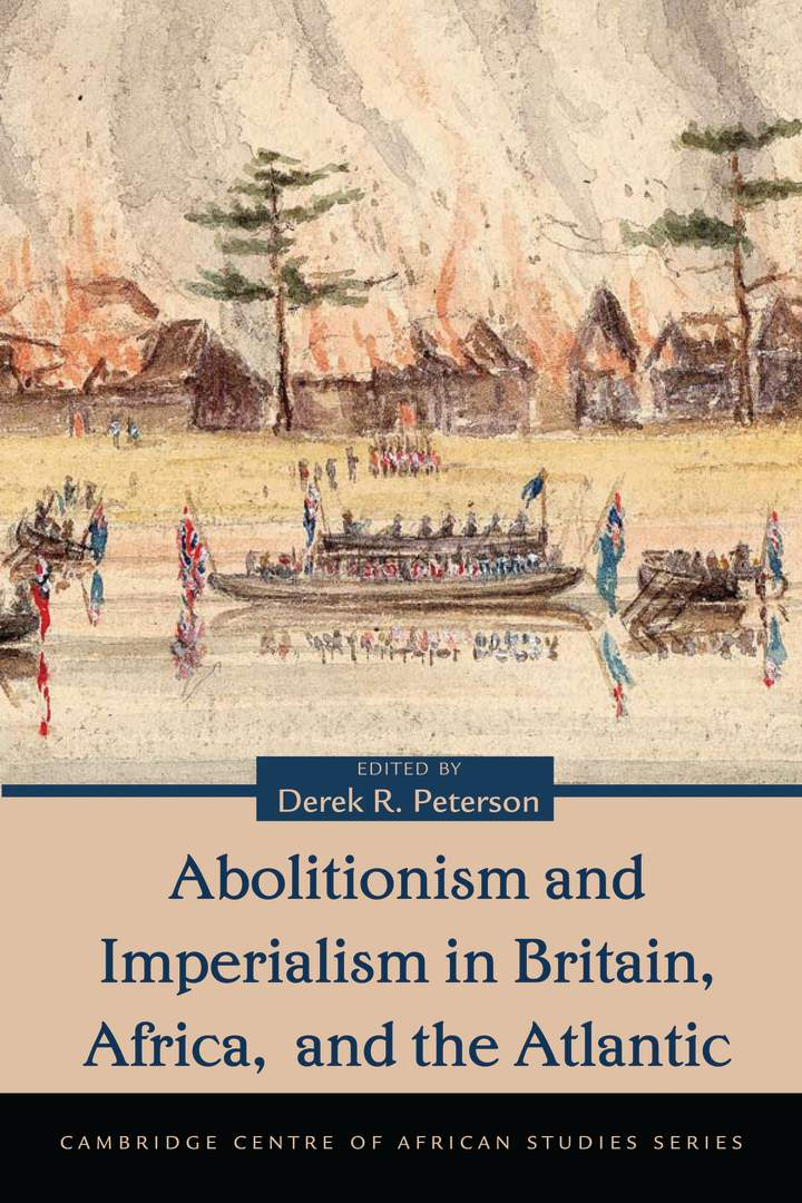 Cover of 'Abolitionism and Imperialism in Britain, Africa, and the Atlantic'