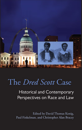 Cover of 'The Dred Scott Case'