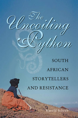 Cover of The Uncoiling Python