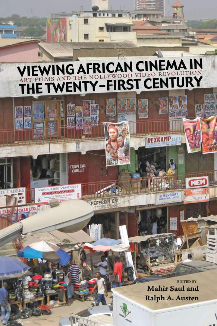Cover of 'Viewing African Cinema in the Twenty-first Century'