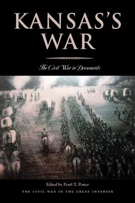 Cover of 'Kansas's War'