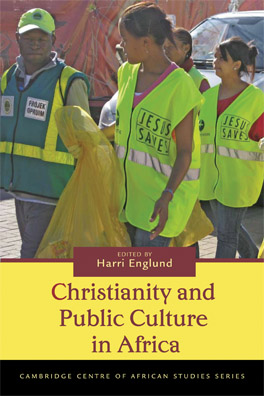 Cover of Christianity and Public Culture in Africa