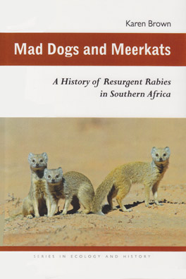 Cover of 'Mad Dogs and Meerkats'