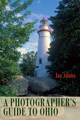 Cover of 'A Photographer's Guide to Ohio'