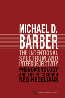 Cover of 'The Intentional Spectrum and Intersubjectivity'