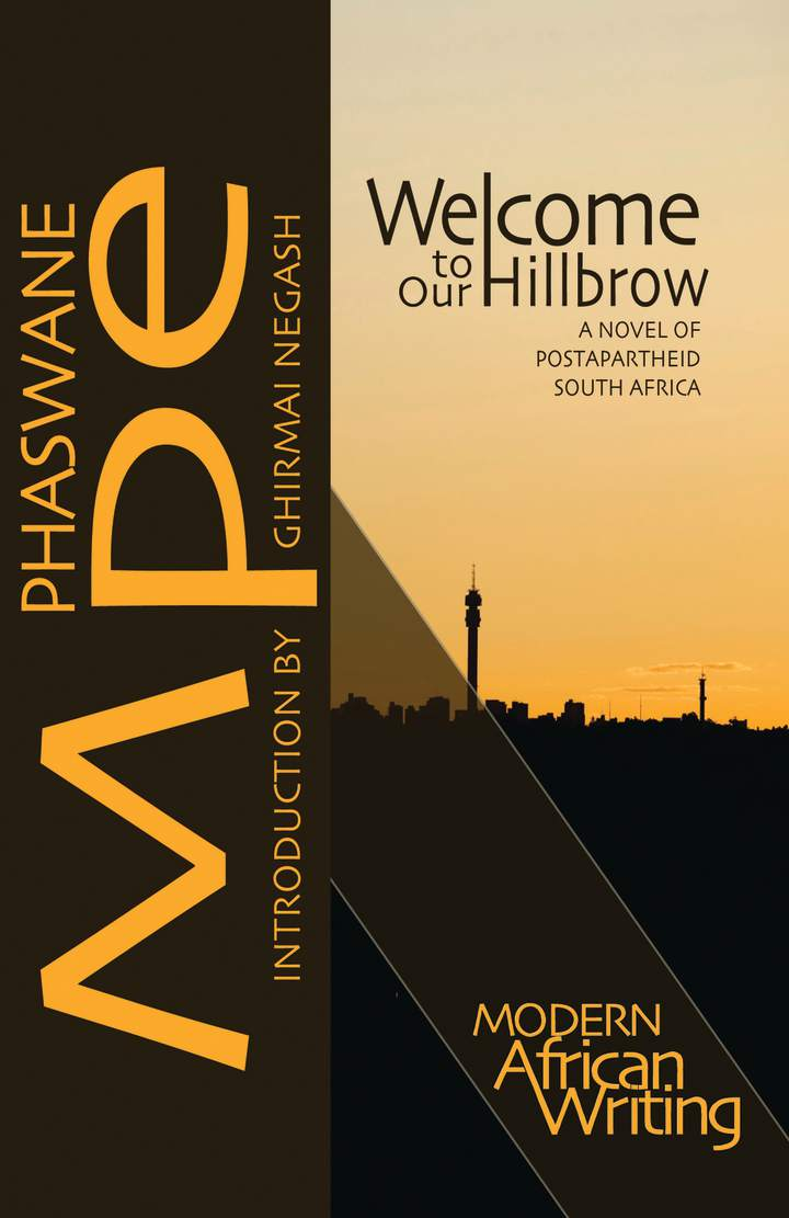 Cover of Welcome to Our Hillbrow