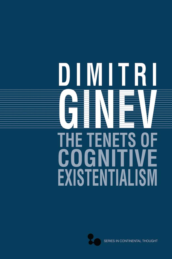 Cover of 'The Tenets of Cognitive Existentialism'